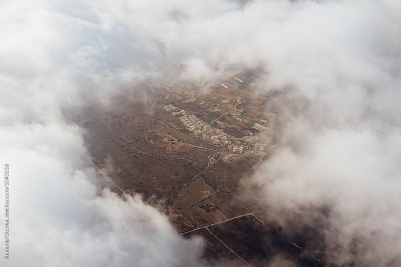 Malta Through The Clouds by Nemanja Glumac for Stocksy United