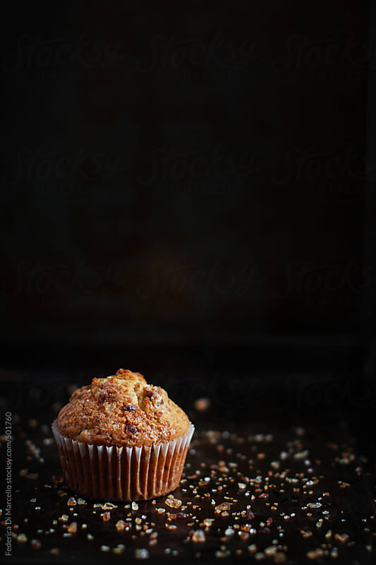Honey muffins  by Federica Di Marcello for Stocksy United