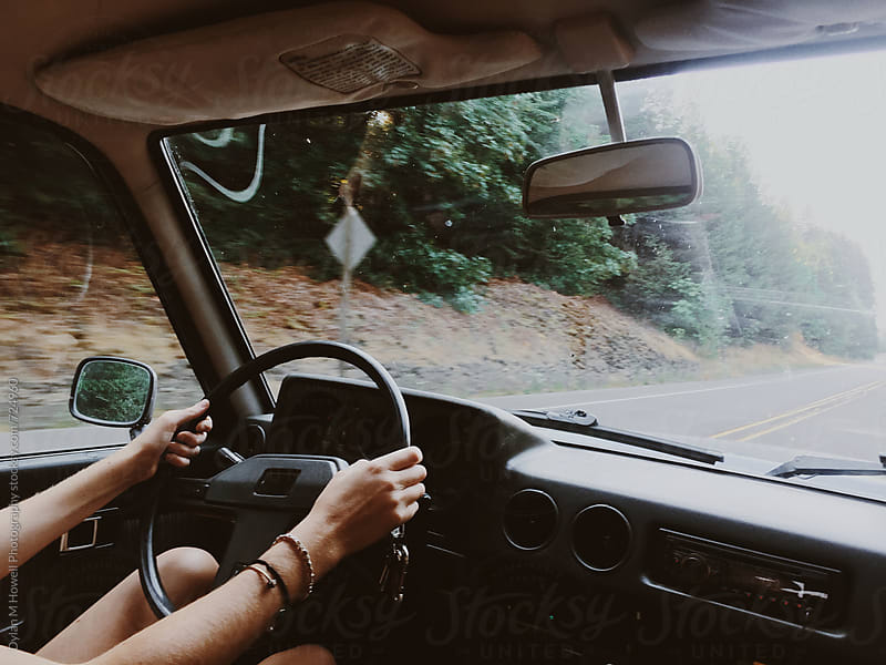 Road Trip by Dylan M Howell Photography for Stocksy United