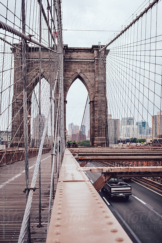 Brooklyn Bridge, New York City by minamoto images for Stocksy United