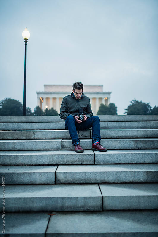 Photographer In Washington DC  by Cameron Whitman for Stocksy United