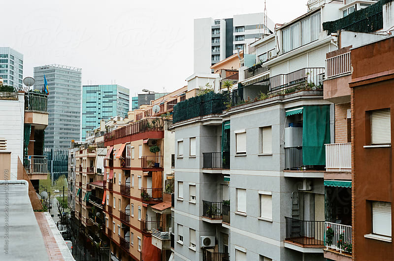 Barcelona downtown by Milles Studio for Stocksy United