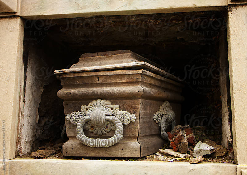 La Recoleta tomb by Jon Attaway for Stocksy United