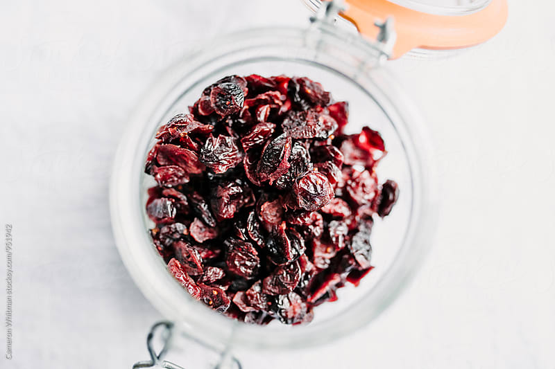Dried Cranberries by Cameron Whitman for Stocksy United