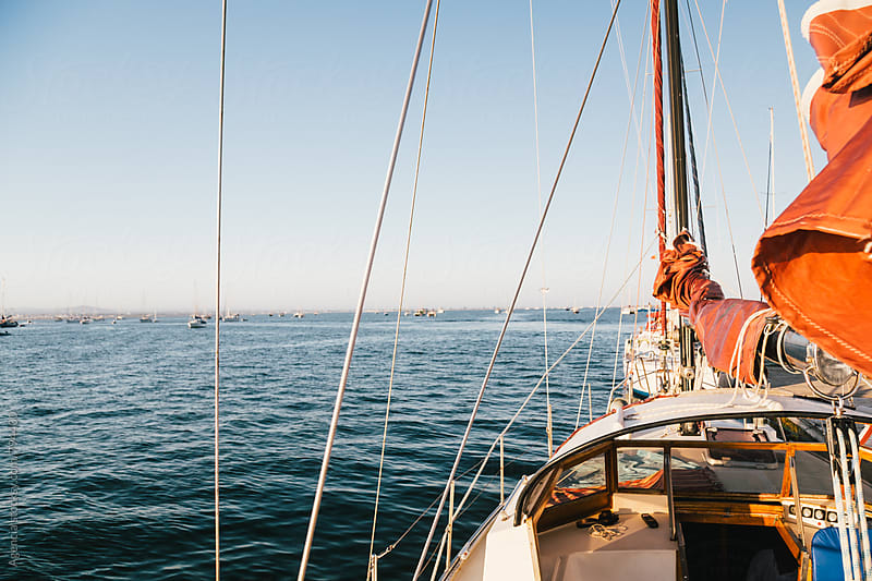 Sailing by Agencia for Stocksy United