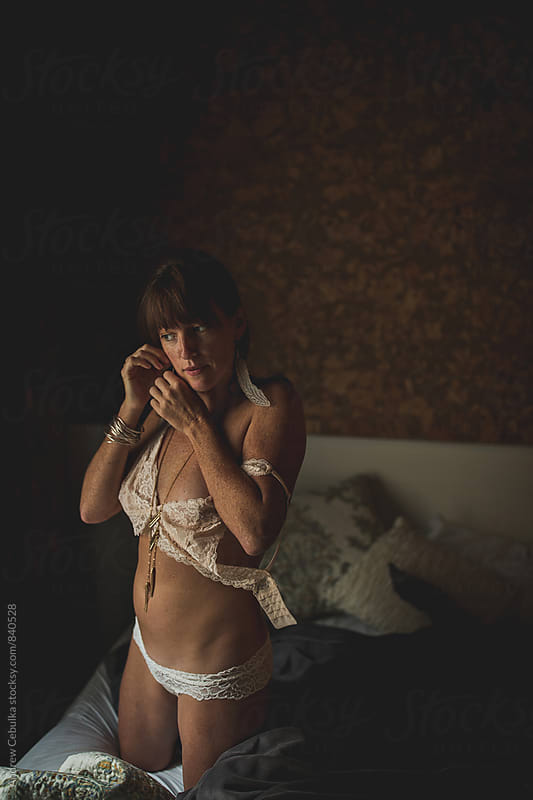 Boudoir - digital file by Andrew Cebulka for Stocksy United