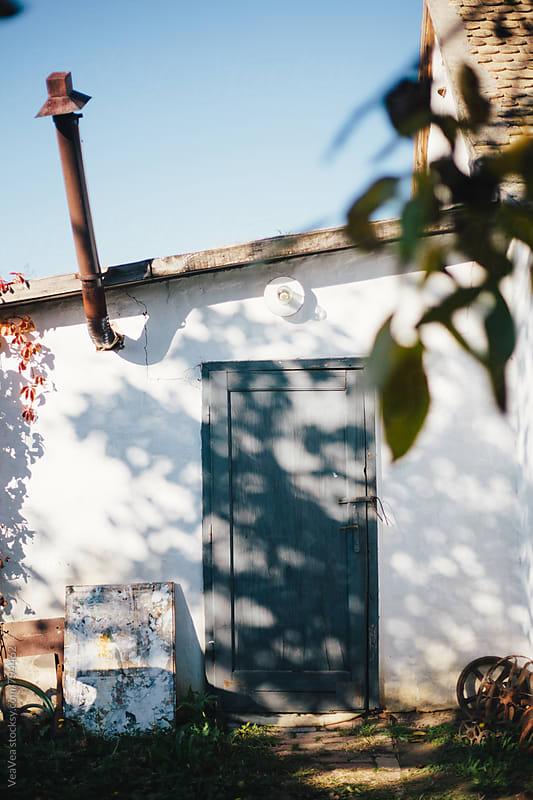 Rural House by Marija Mandic for Stocksy United