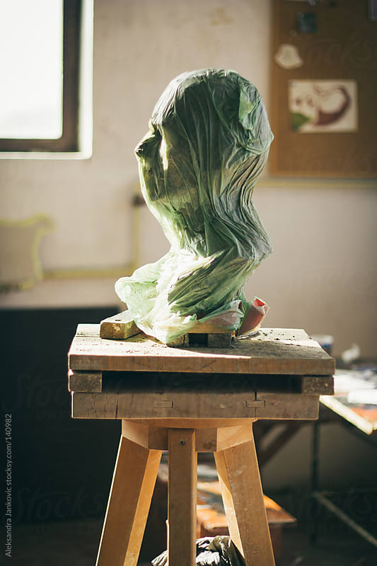 Sculpting Class by Aleksandra Jankovic for Stocksy United