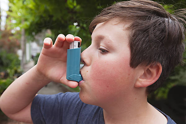 Inhaler errors common among kinds hospitalized for asthma