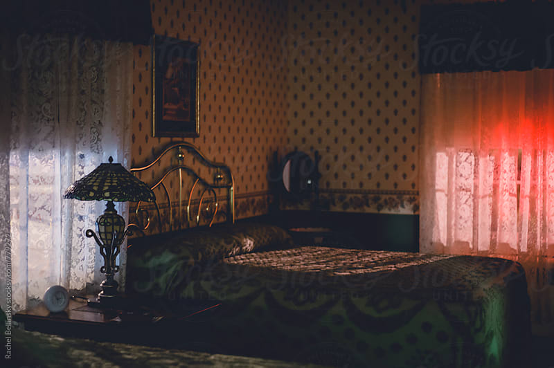An old haunted room full of antiques by Rachel Bellinsky for Stocksy United
