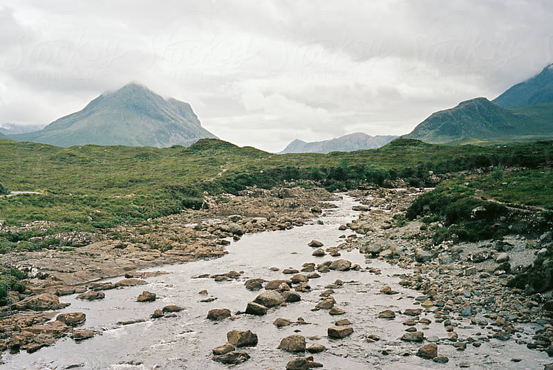 Scotland by Ryan Tuttle for Stocksy United