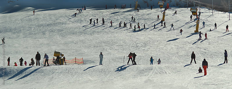 Ski by Marija Anicic for Stocksy United