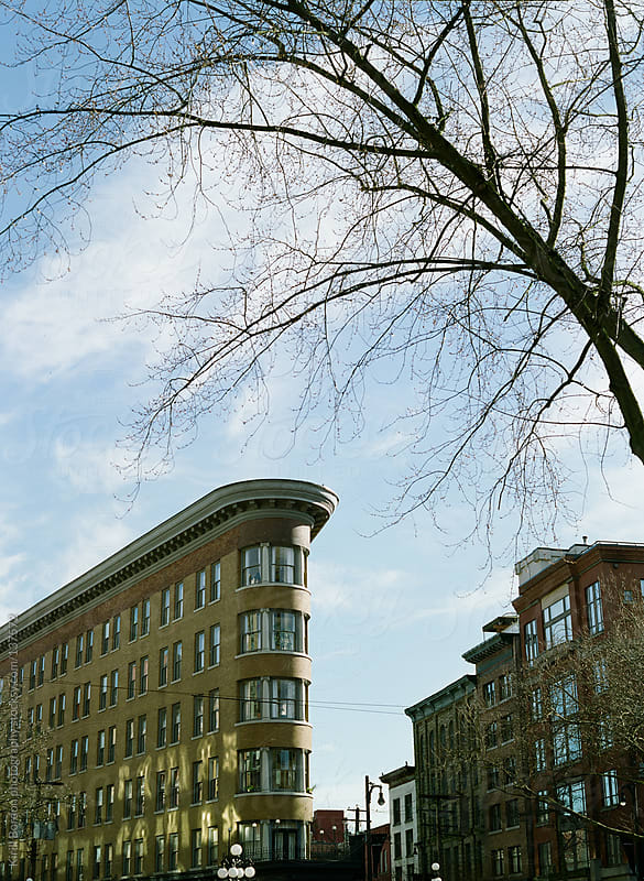 Gastown Vancouver by Kirill Bordon photography for Stocksy United