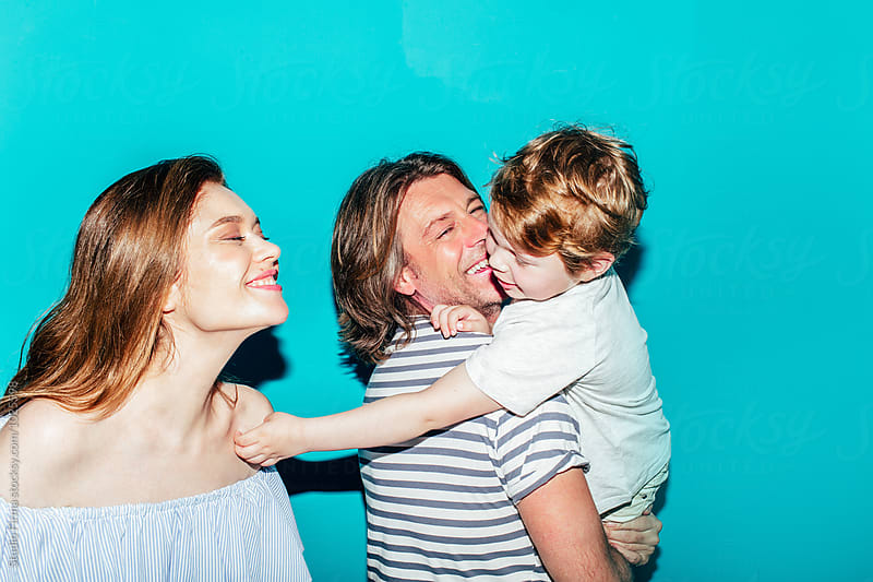 Happy Family by Studio Firma for Stocksy United