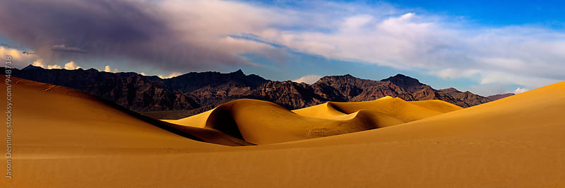 The Dunes of Death Valley by Jason Denning for Stocksy United