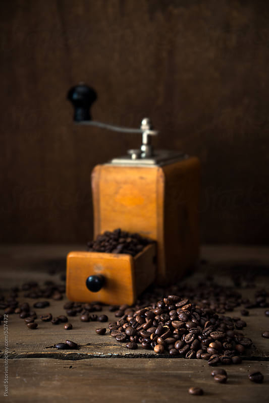 Coffee set by Pixel Stories for Stocksy United