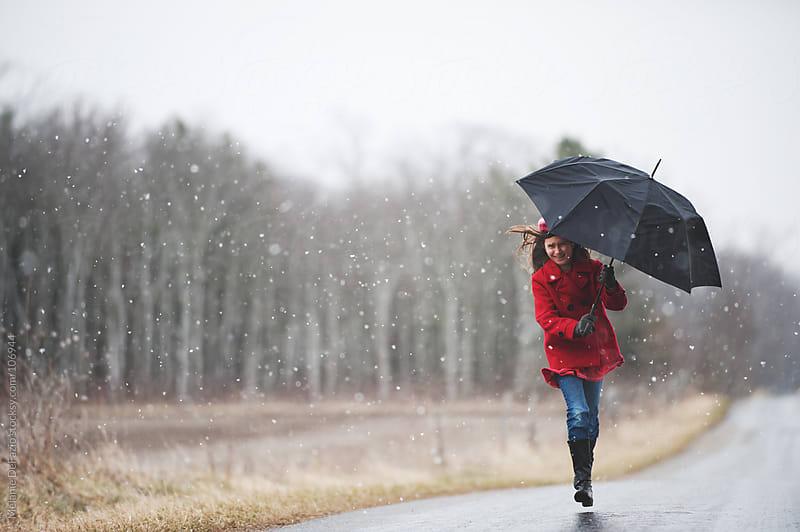 Winter by Melanie DeFazio for Stocksy United
