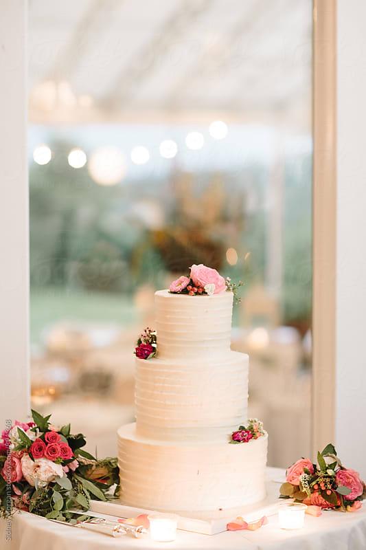 Wedding Cake by Sidney Morgan for Stocksy United