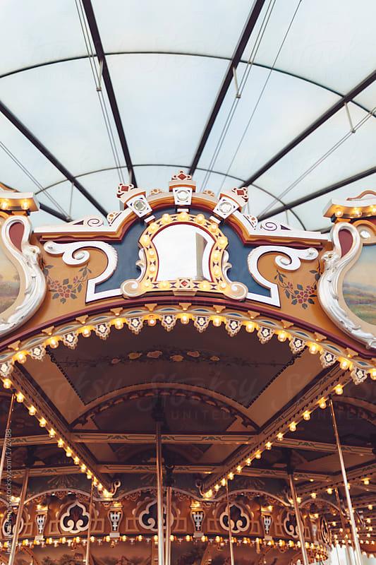 Carousel Ride by Joselito Briones for Stocksy United