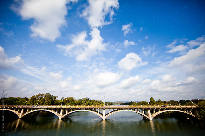 Austin Bridge by Thomas Hawk for Stocksy United