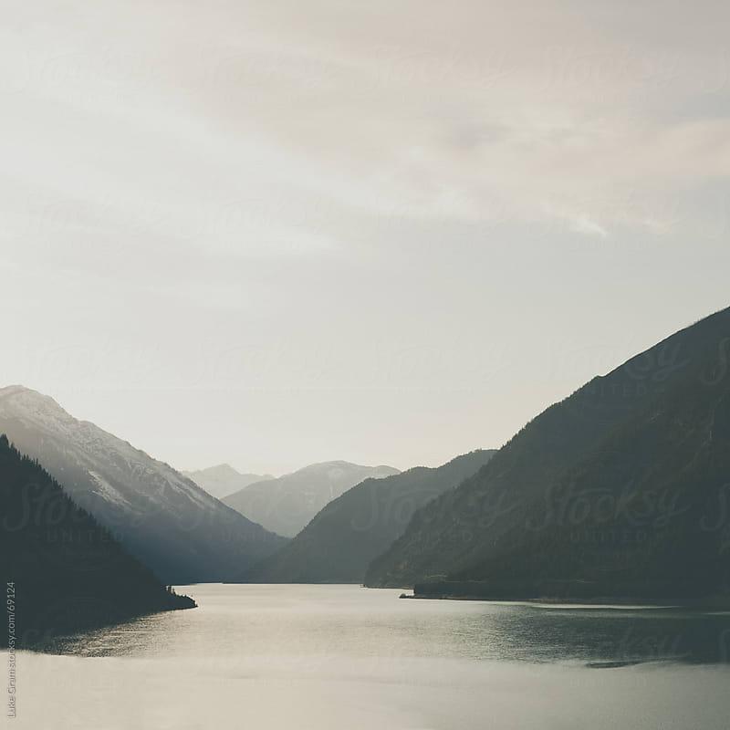Duffy Lake by Luke Gram for Stocksy United