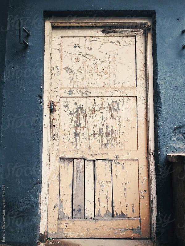 Rustic Door by Borislav Zhuykov for Stocksy United