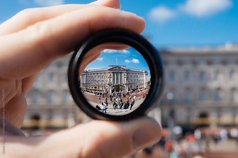 Buckingham Palace, London, UK by Good Vibrations Images for Stocksy United