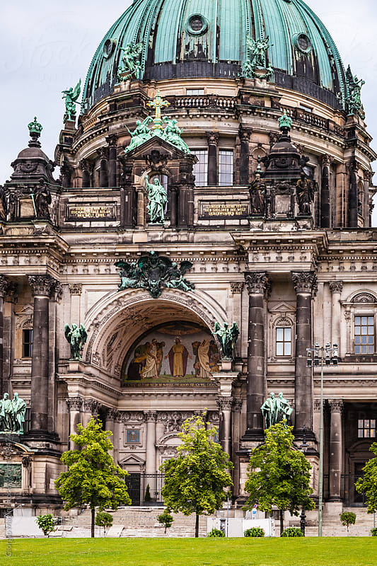 Berlin Cathedral, German Landmark by Giorgio Magini for Stocksy United