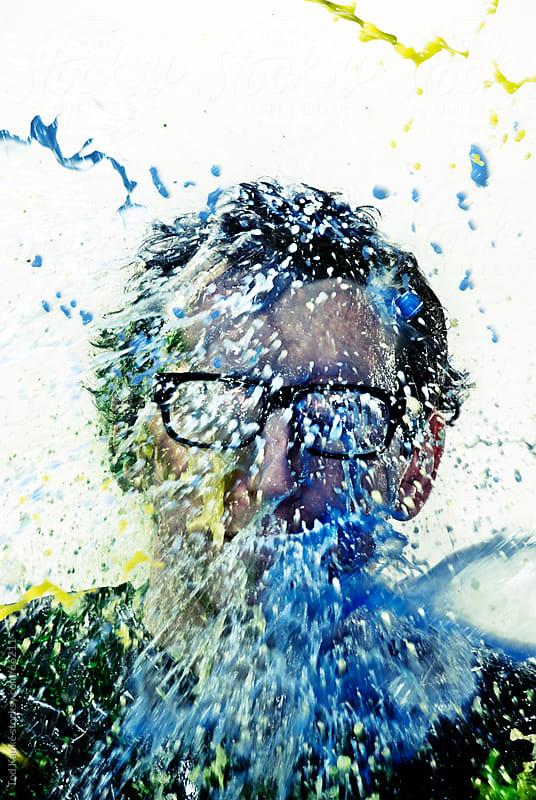 splatter by Tod Kapke for Stocksy United