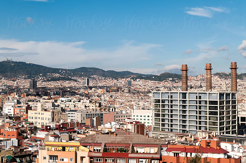 Views of Barcelona by Bisual Studio for Stocksy United