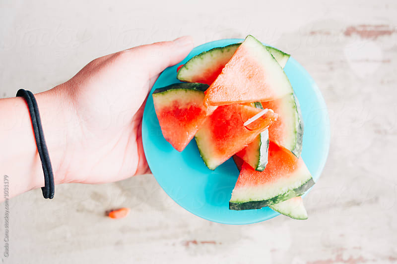 Watermelon by Giada Canu for Stocksy United