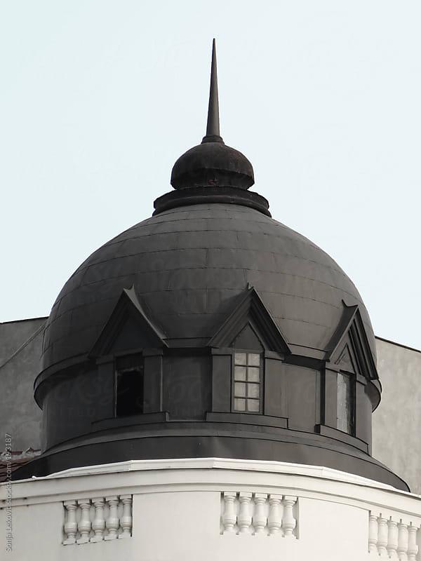 black dome by Sonja Lekovic for Stocksy United