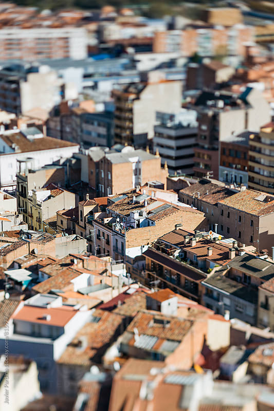 details of lleida city  by Javier Pardina for Stocksy United