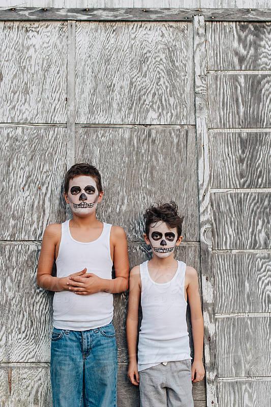 skeletons by Melanie DeFazio for Stocksy United