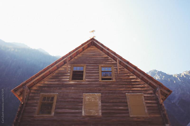 Cabin Life by Carl Zoch for Stocksy United