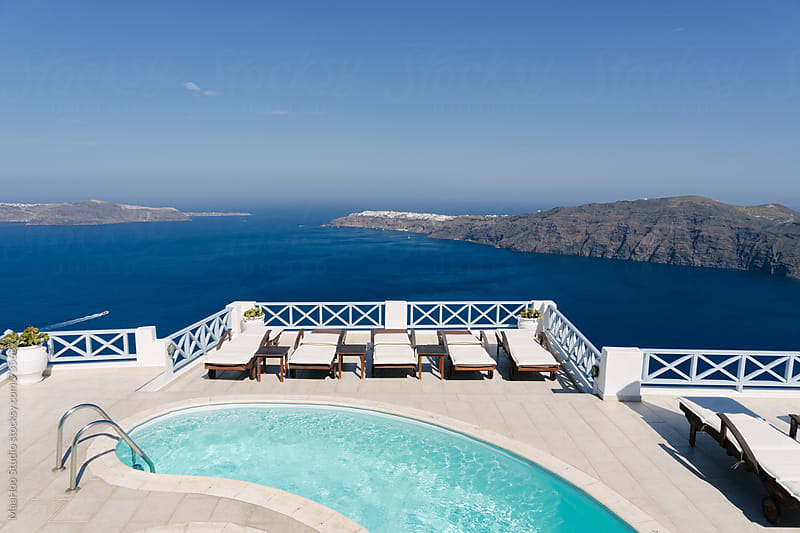 Santorini by Maa Hoo for Stocksy United