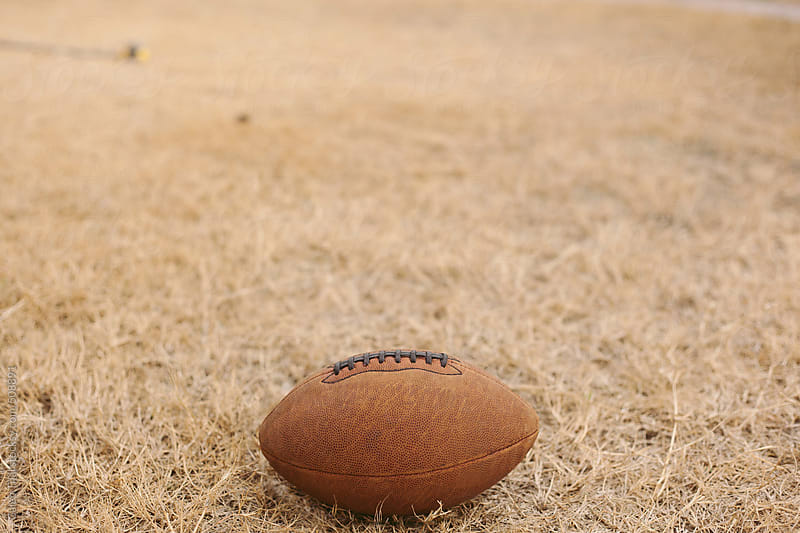 American Football by Caleb Thal for Stocksy United