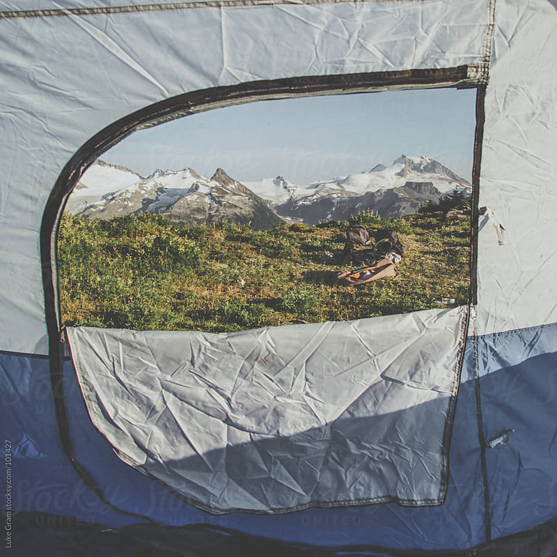 Camp Views by Luke Gram for Stocksy United