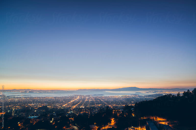The City by the Bay by Arthur Chang for Stocksy United