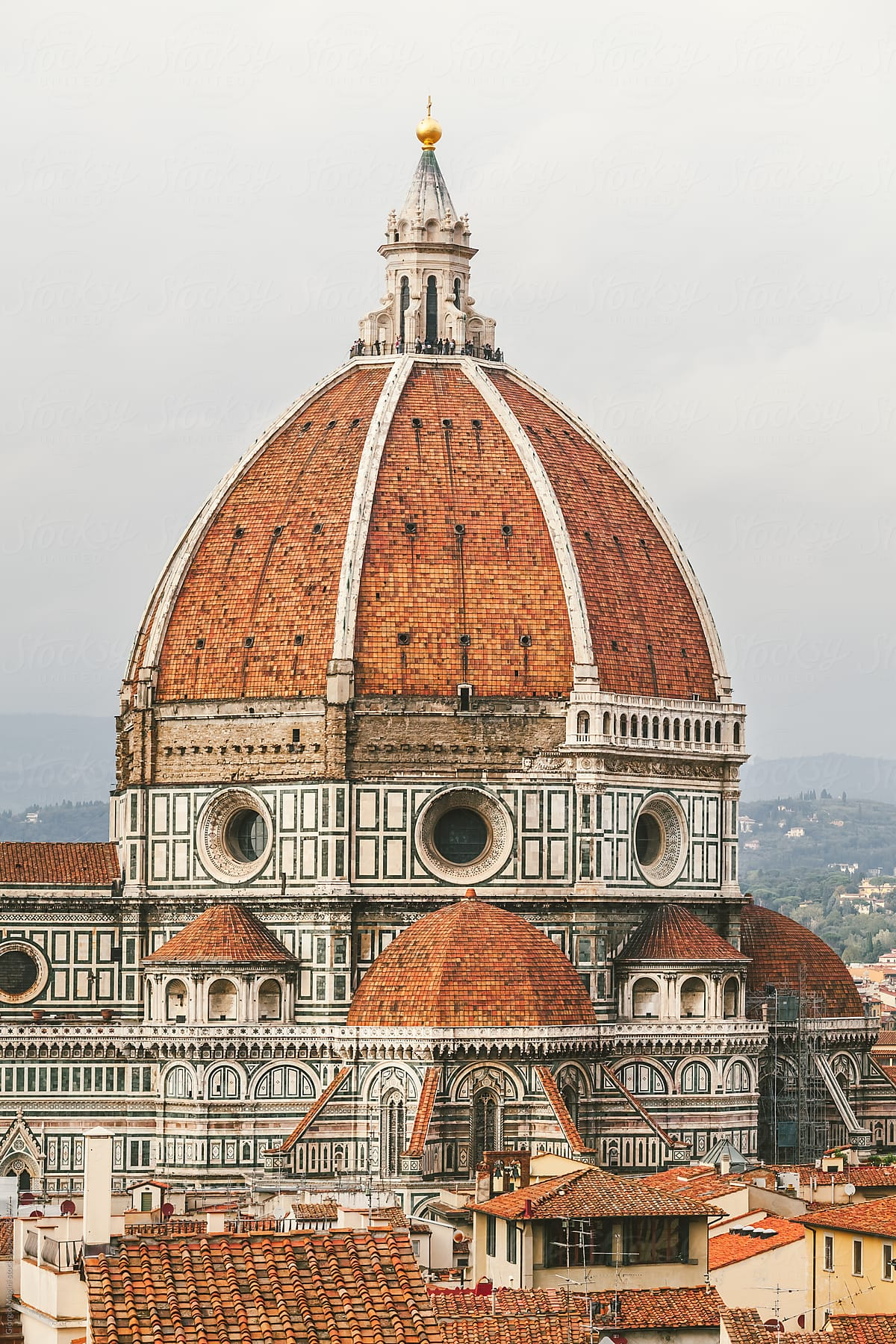 Florence Dome, Italian Renaissance Architecture | Stocksy ...