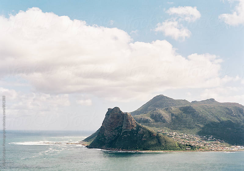 Cape South Africa Coast  by Vicki Grafton Photography for Stocksy United