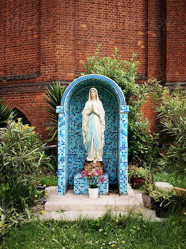 The Virgin Mary by James Ross for Stocksy United