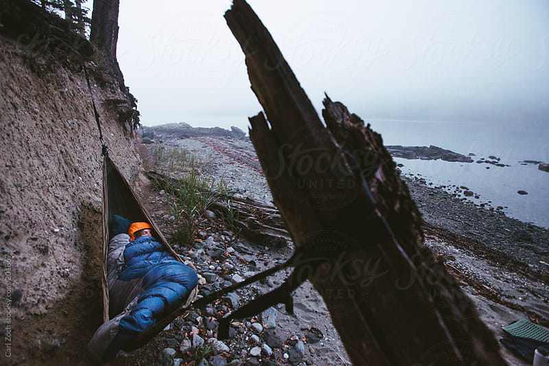 Waking up on the San Juan Islands by Carl Zoch for Stocksy United