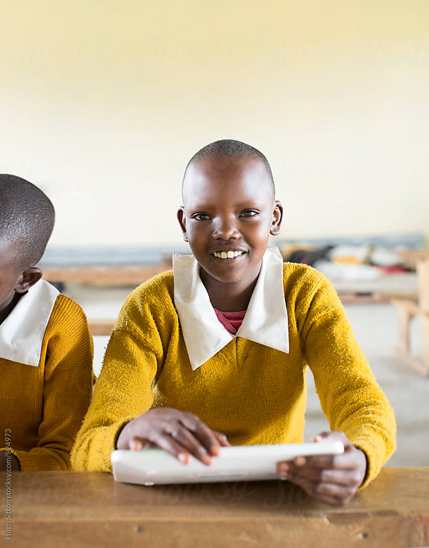 Primary school. Kenya. by Hugh Sitton for Stocksy United