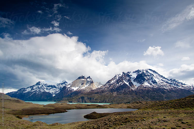 Torres del Paine National Park by Lucas Brentano for Stocksy United