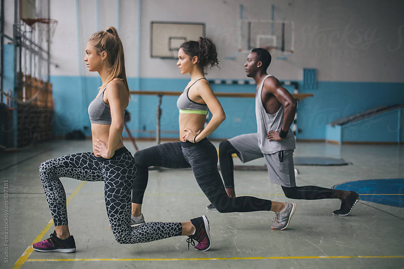 Workout Time by Studio Firma for Stocksy United