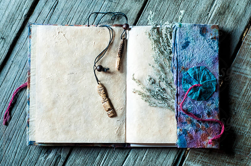 Religious Book by Lumina for Stocksy United