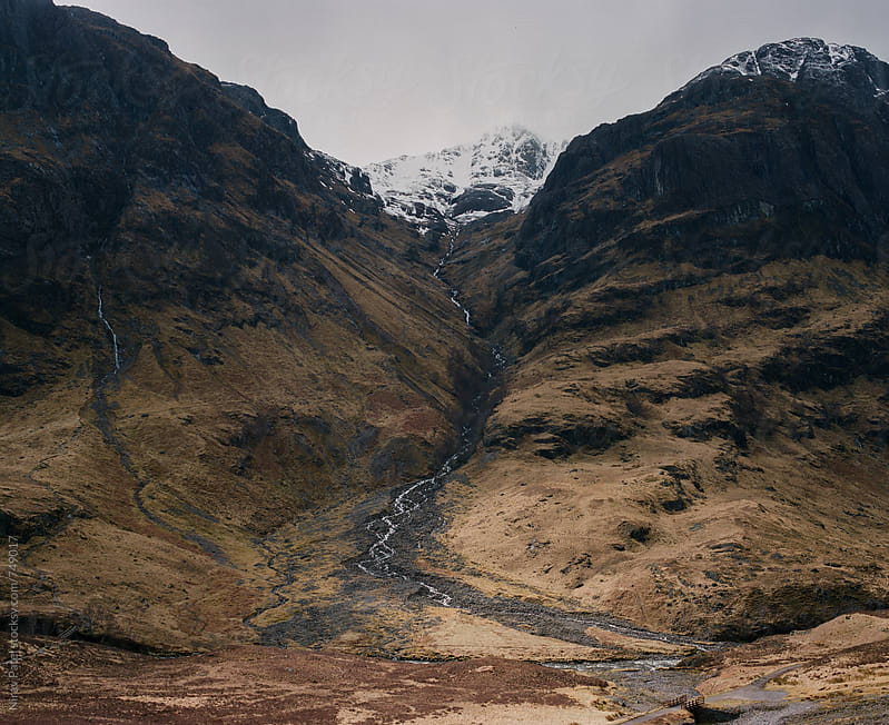 Glencoe, Scotland by Nirav Patel for Stocksy United