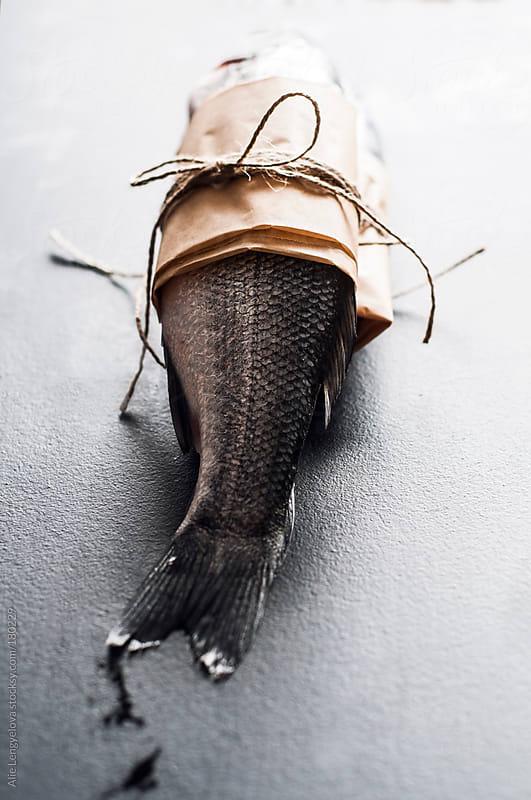 Seabass by Alie Lengyelova for Stocksy United