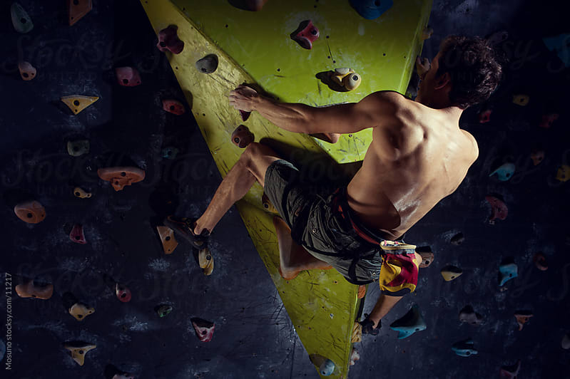Free Climber by Mosuno for Stocksy United